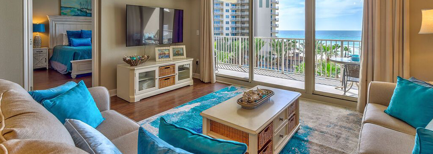 Shores of Panama Unit 511 — Sleeps 6