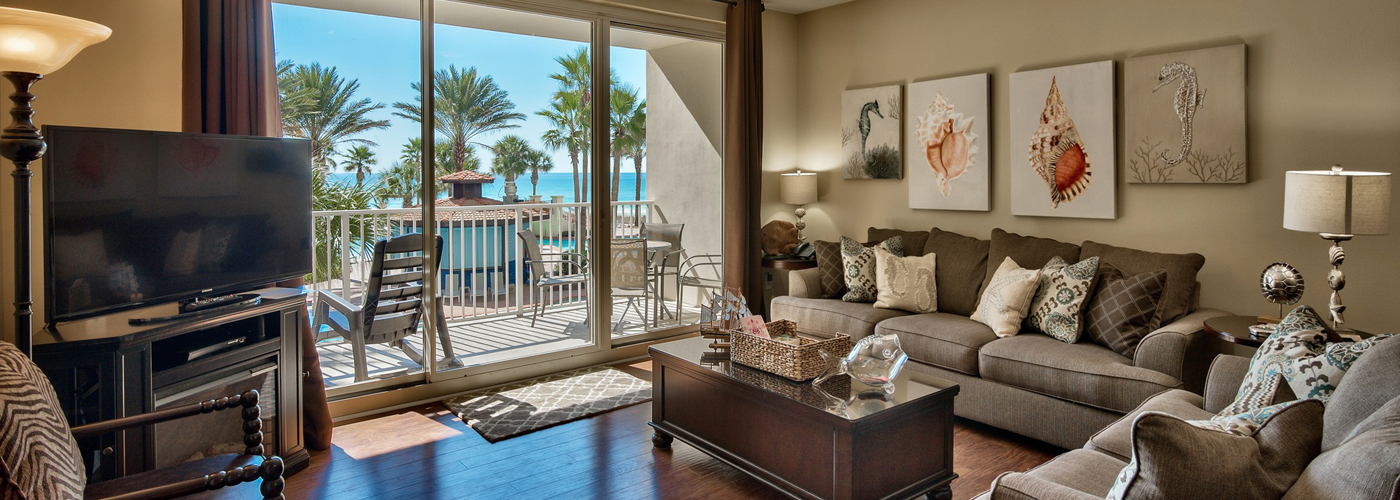 Shores of Panama Unit 213 — Sleeps 6