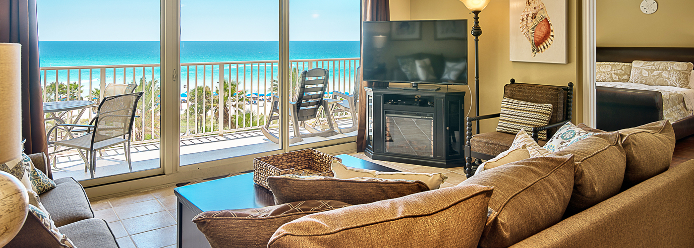 Shores of Panama Unit 512 — Sleeps 6